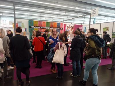 FEEPL 2019 - STAND EMPLOI